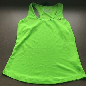 *BOGO SALE* Lime green new balance tank